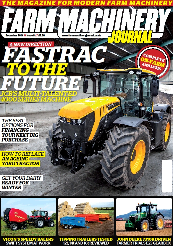 Back Issues 2014 | Farm Machinery Journal